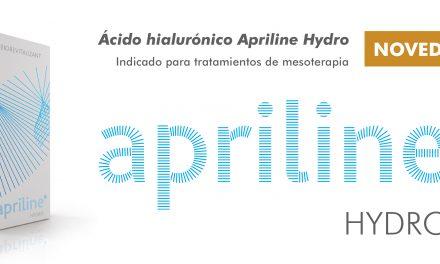 Novedad: Ácido hialurónico Apriline Hydro