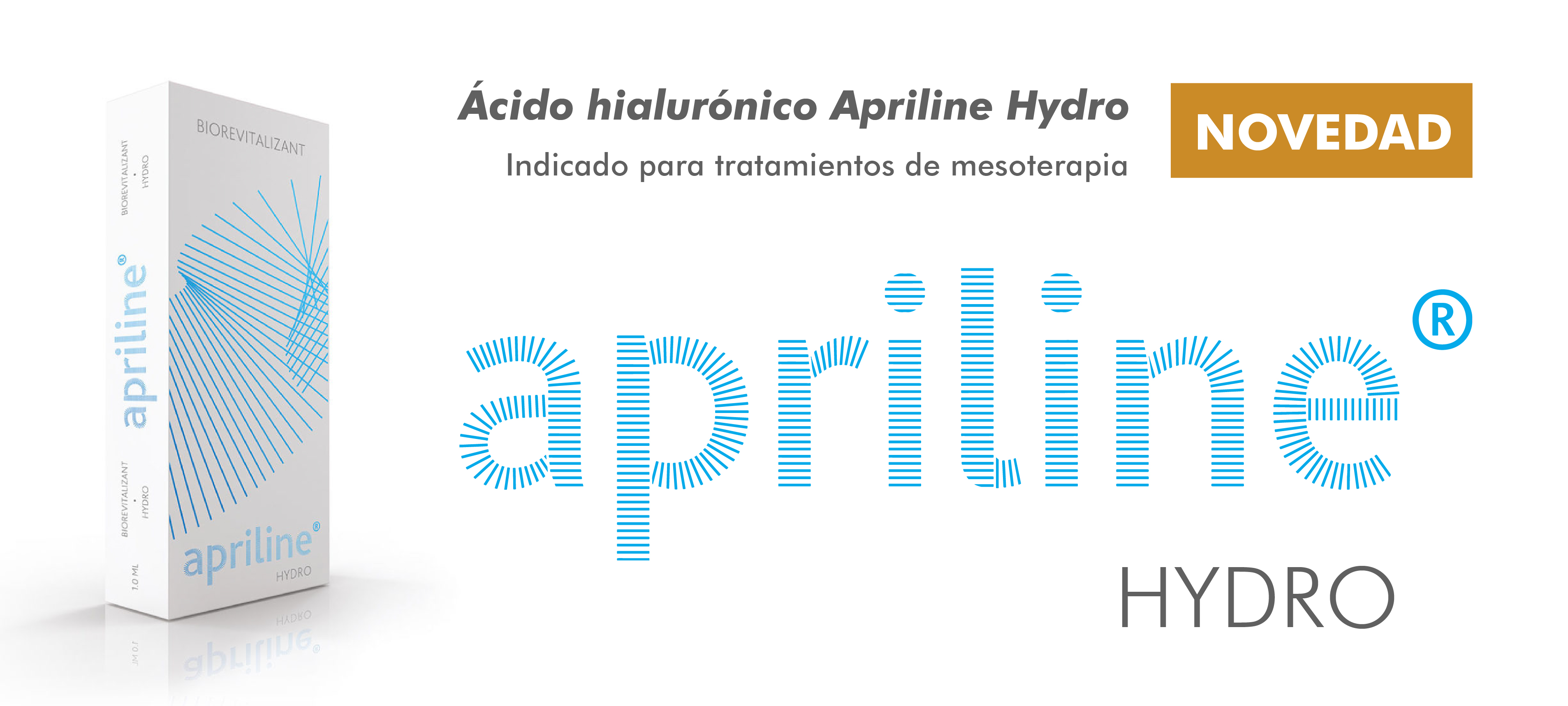 Ácido hialurónico Apriline Hydro