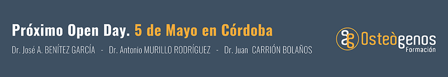 Open day OsteoBiol Córdoba