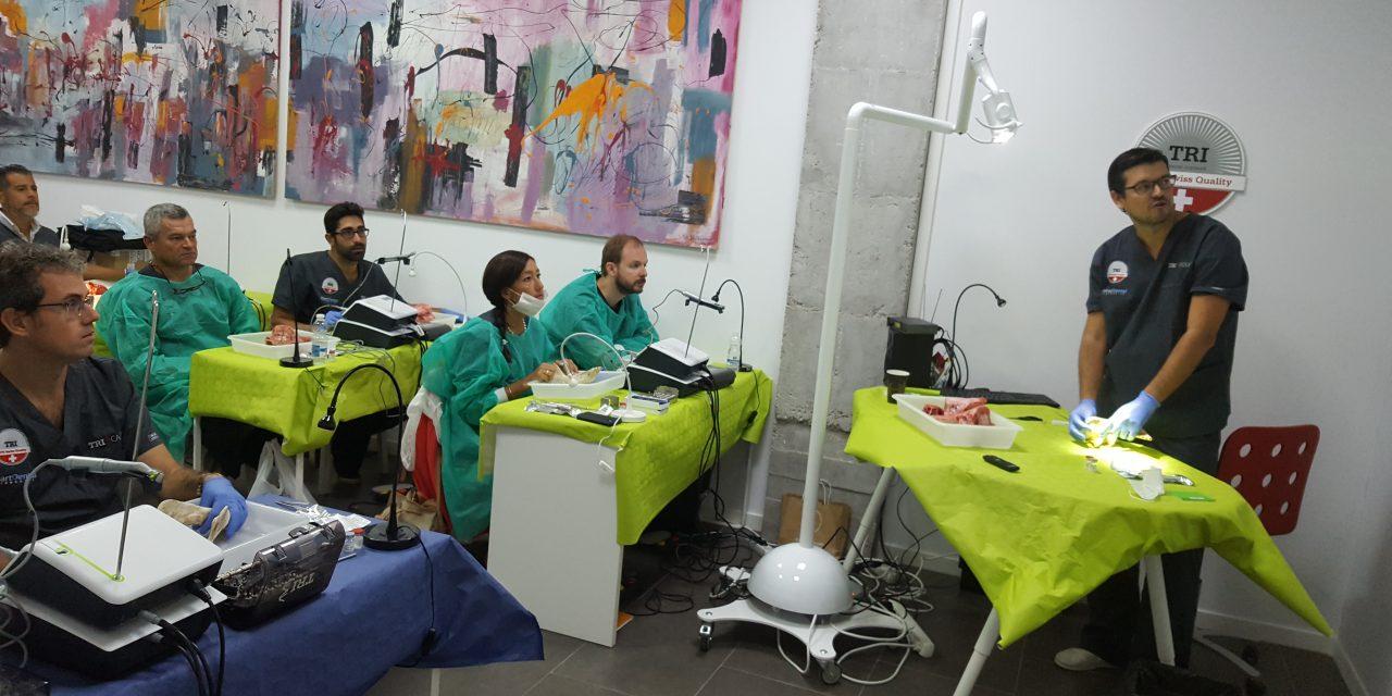 Curso modular de cirugía avanzada en Málaga