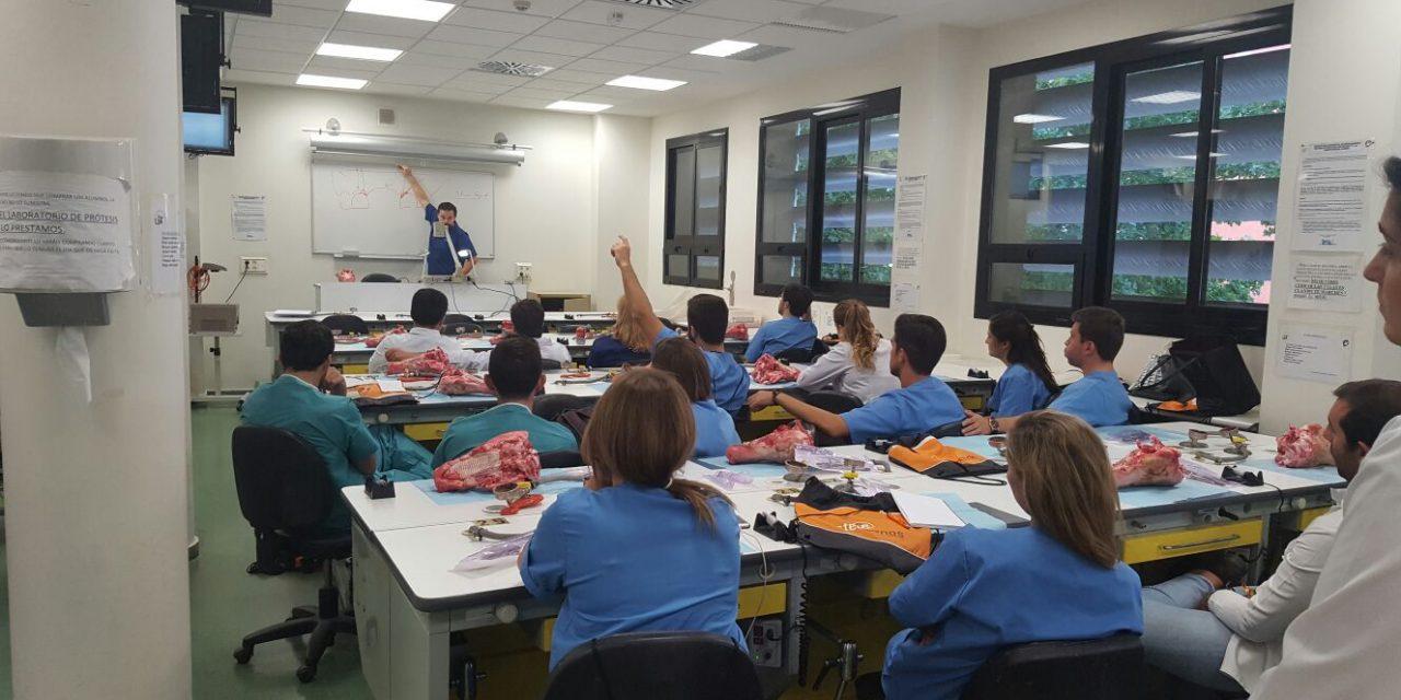 Taller sobre ROG en la Universidad de Sevilla