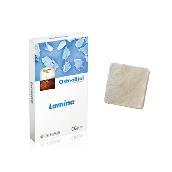 OsteoBiol Lámina rígida