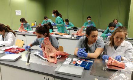 Taller en el Máster de prótesis de la UCM