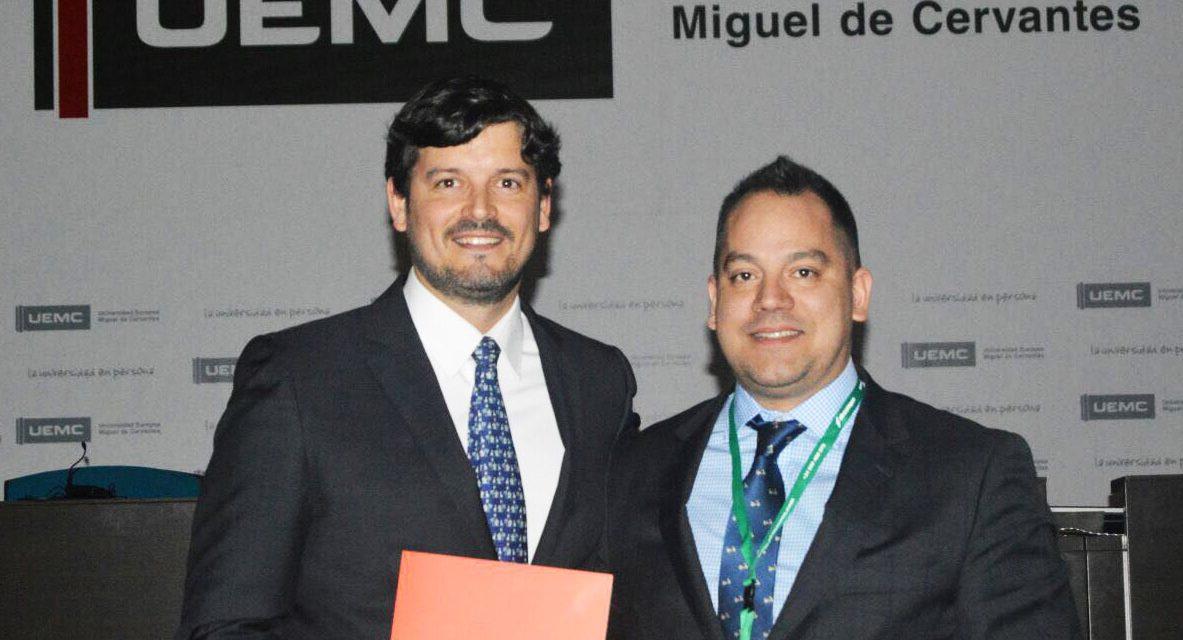 Jornada de Actualización en Odontología de la Univ. Europea Miguel de Cervantes