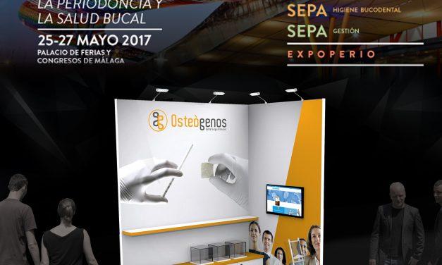 Osteógenos presente en SEPA Málaga 2017
