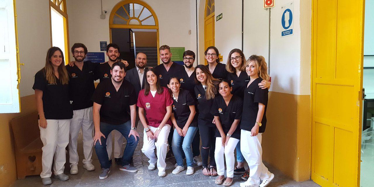 Osteógenos en la Universidad de Granada