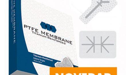 Nuevas referencias en las Membranas PTFE con refuerzo