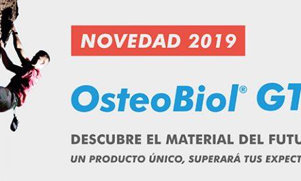 Ya disponible el nuevo OsteoBiol GTO