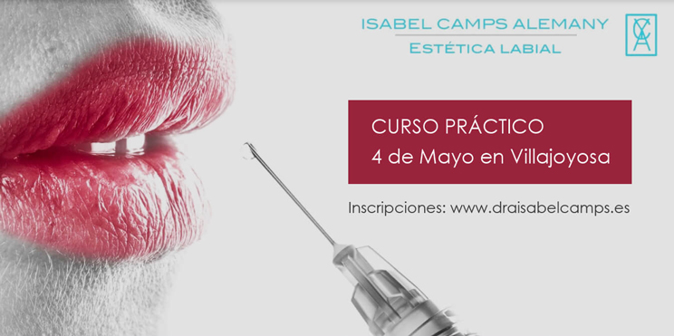 Curso ácido hialurónico Dra Isabel Camps