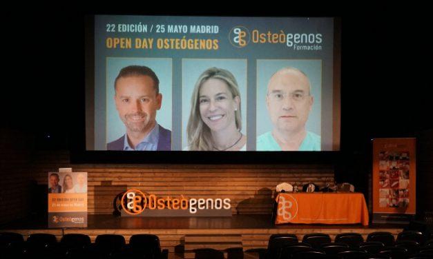 22ª Open Day Osteógenos en Madrid