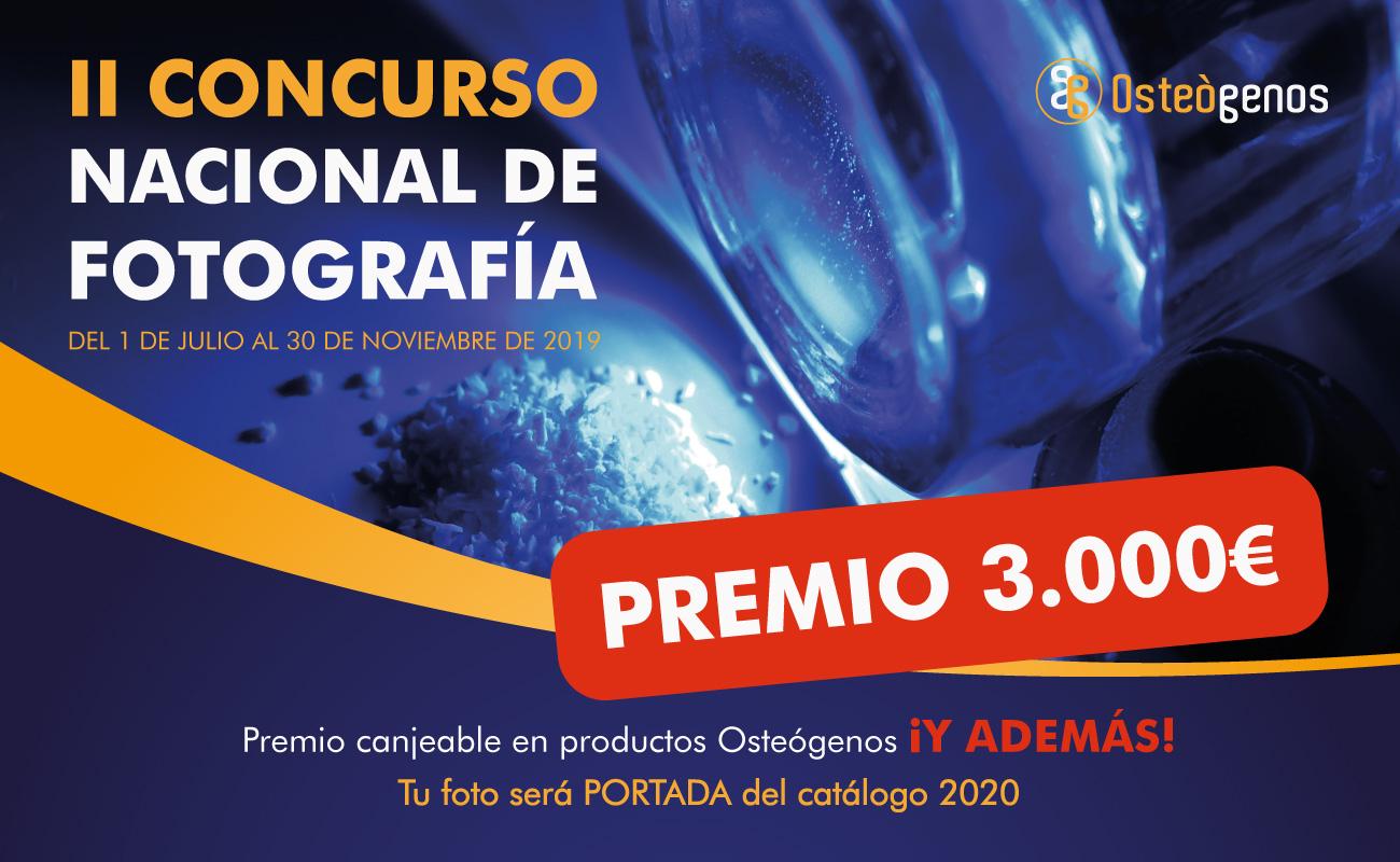II Concurso Nacional de Fotografía Osteógenos