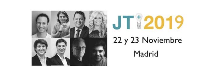Congreso JTI2019 Madrid