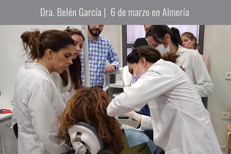 Curso ácido hialurónico Belén García