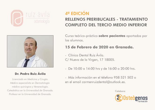 curso ácido hialurónico Dr. Pedro Ruiz